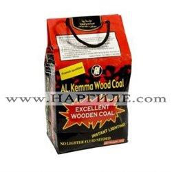 Въглен за наргиле - пакет 1 кг